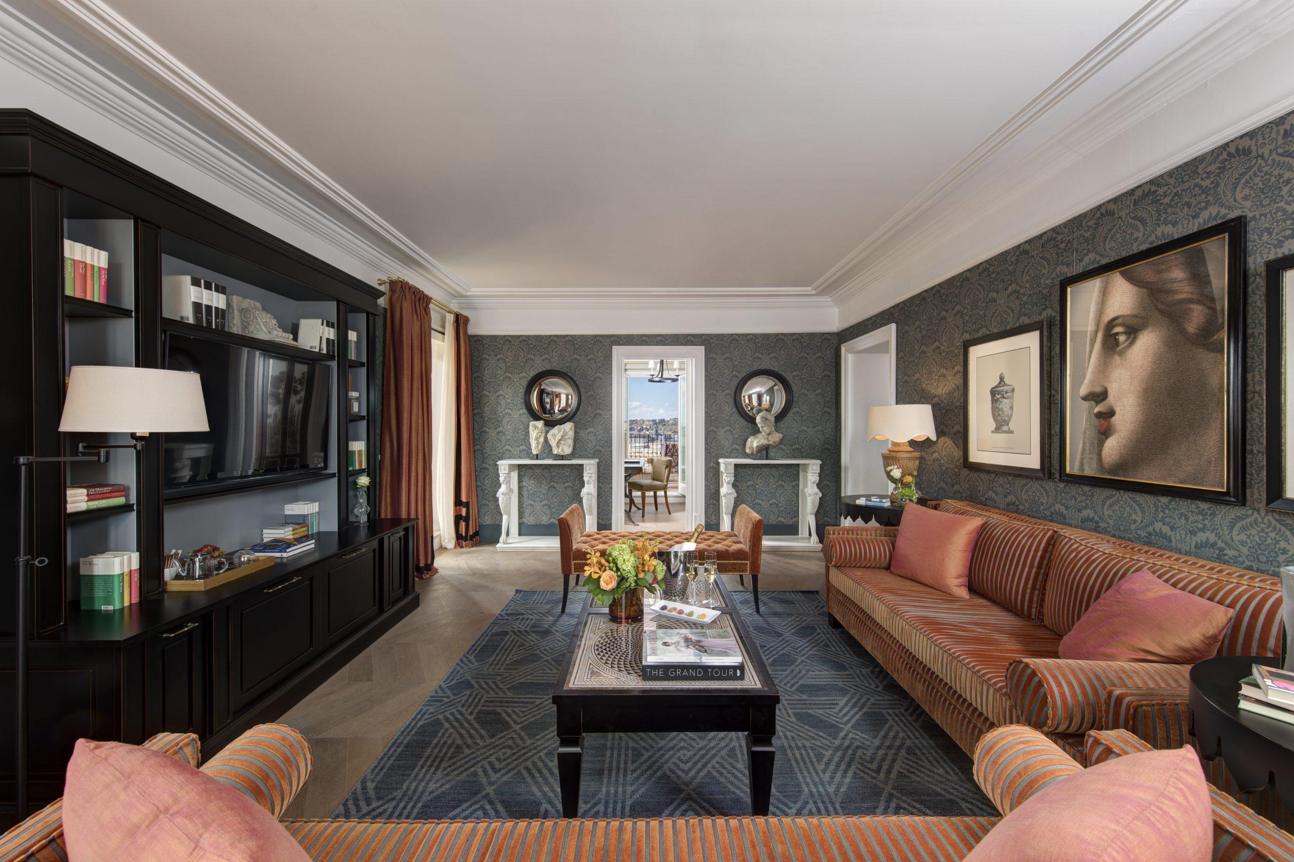 RFH Hotel de la Ville - Roma Suite 2921 JG Apr 19