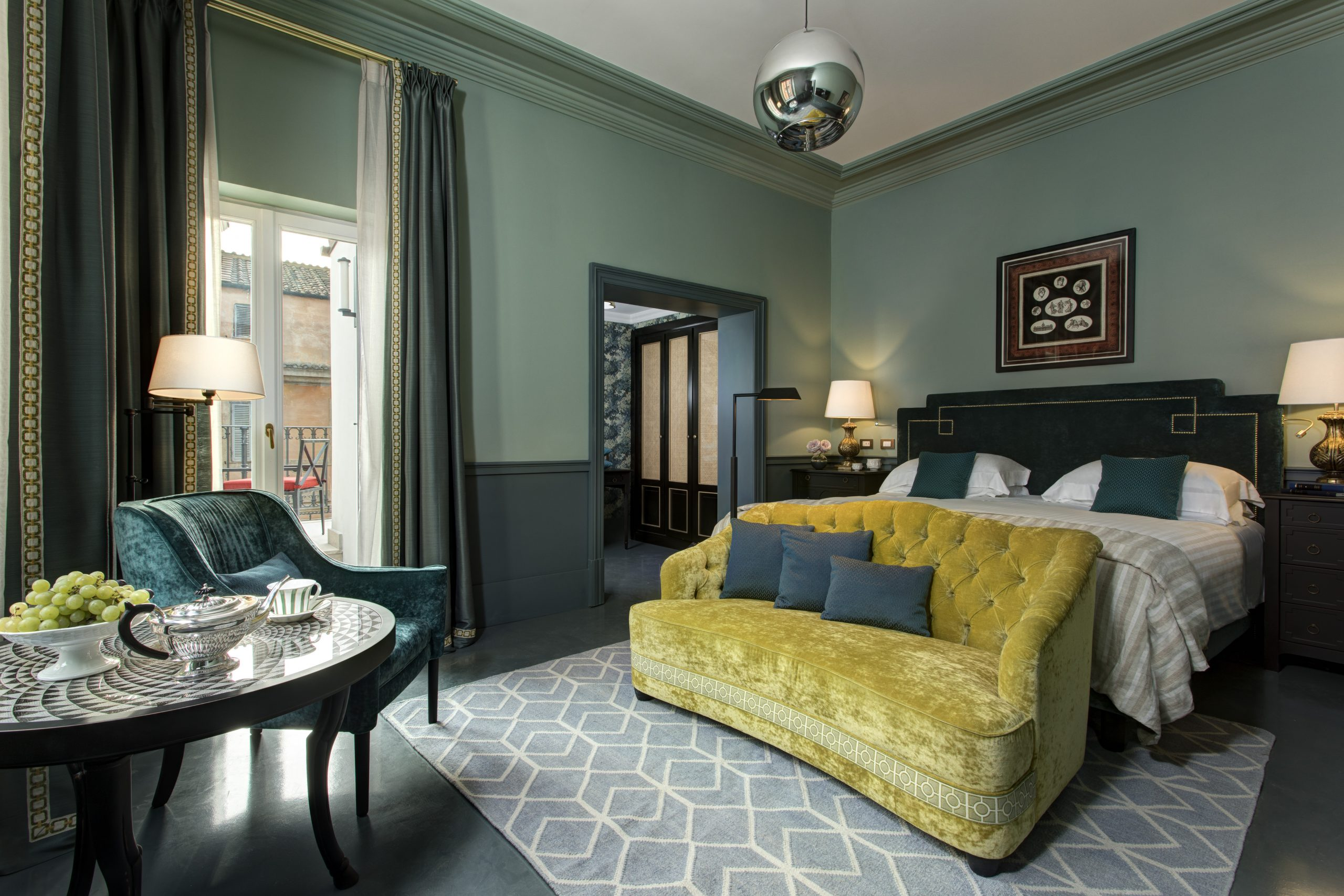 RFH Rocco Forte House - Medici Suite 0128 JG Sep 19