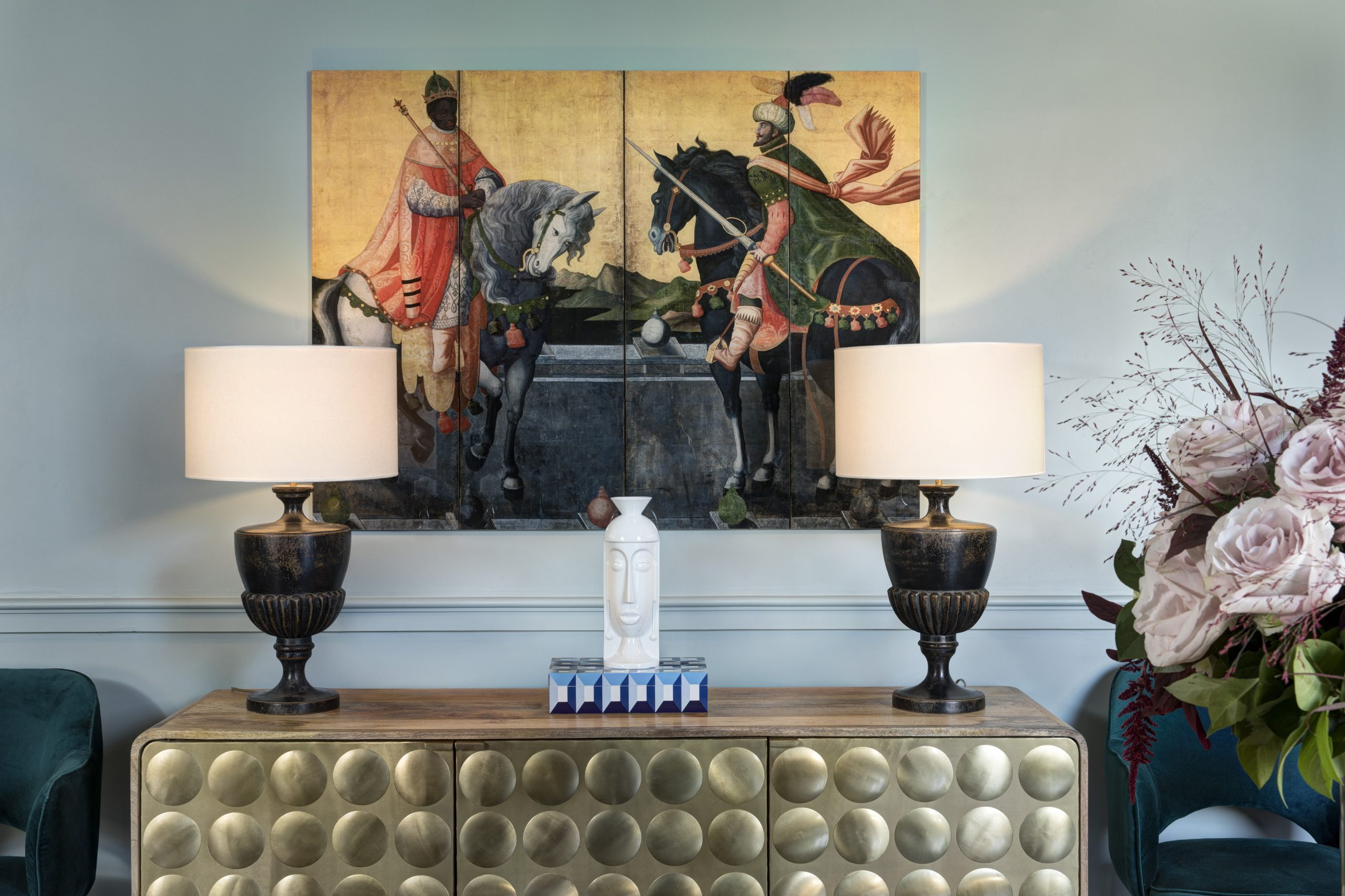 RFH Rocco Forte House - Medici Suite 9911 JG Sep 19